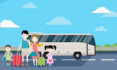 Iguazú en bus
